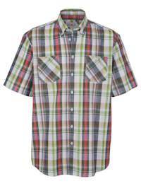 Chemise à pointes boutonnées