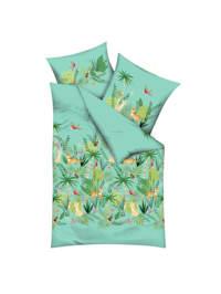 Kinderbettwäsche Tropical Wildlife mint