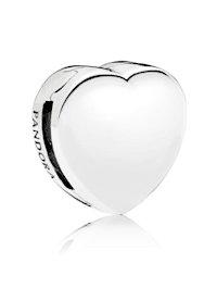 Clip-Charm -Herz - Pandora Reflexions - 797620