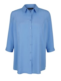 Bluse in pflegeleichter Qualität