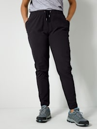 Pantalon softshell à glissières