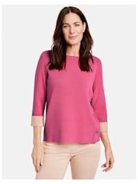 3/4 Arm Sweatshirt