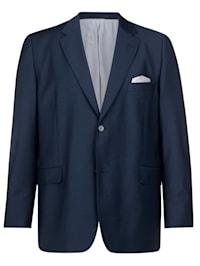 Veste de costume de la gamme des coordonnables