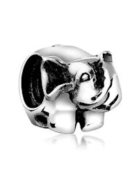 Charm Bead Anhänger Elefant Tier Reise 925Er Silber