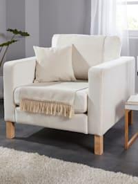 Ligne de protège-canapé et fauteuil
