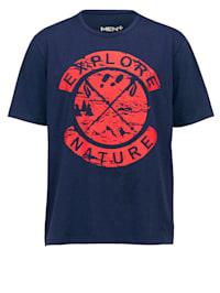 T-shirt i snabbtorkande material