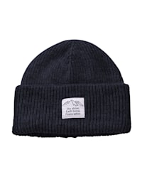 Mütze mit breitem Umschlag