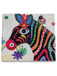 Smily Style Keramikuntersetzer Stripes