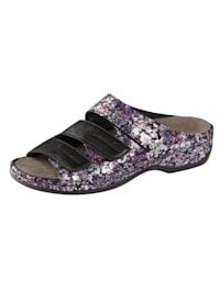 Nazouvací obuv ideální pro Hallux Valgus