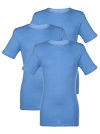 Unterhemden mit Halbarm