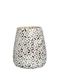 Tischlicht 13 cm Mosaik CALMO