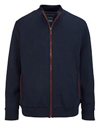 Pletený svetr s vnitřní podšívkou