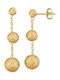 Øredobber i gull 585