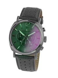 Herren-Uhr Chronograph Serie: Lugano, Kollektion: Sport 1-1645.1M