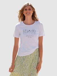 Shirt mit tollem Print