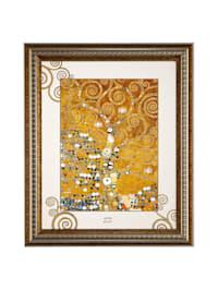 """Wandbild Gustav Klimt - """"Der Lebensbaum"""""""
