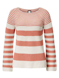 Pull-over diverses rayures