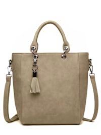 Handtasche Christine klassische Handtasche in idealer Größe