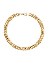 Armband av pansarlänk av guld 14 k