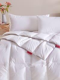 Daunen- & Federn Bettenprogramm 'BodyPerfekt VarioFlexx'