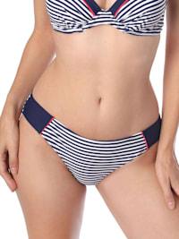 Bikini Slip BLUE STRIPE