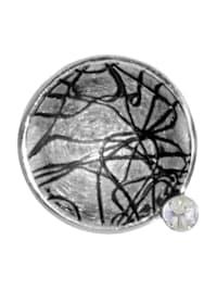 Anhänger - Gleiter 16 mm-Sarah Vicenza - Silber 925/000 - Zirkonia