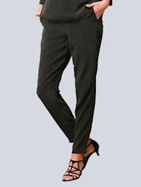 Hose in trendiger Joggpants-Form