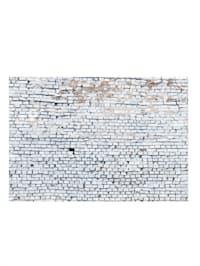 Fototapete 'White Brick'