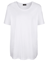 Tričko s okrúhlym výstrihom