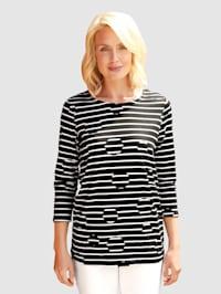Tričko s exkluzívnym vzorom potlače