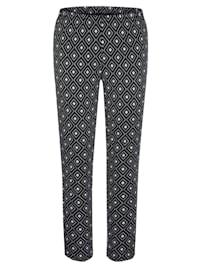 Kalhoty v délce po kotníky