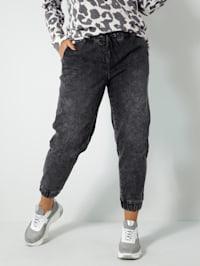 Jog kalhoty s tunýlkem se šňůrkou