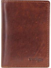 Rubin Geldbörse Leder 9,5 cm