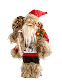 Jultomte med julklappssäck