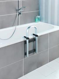Barre d'appui pour baignoire Secura Premium