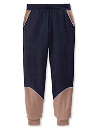 Pants mit Bündchen, Compostable STANDARD 100 by OEKO-TEX zertifiziert
