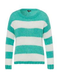 Pullover, gestreift