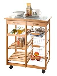 Küchenrollwagen Isabelle