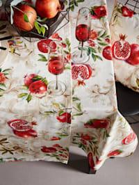 Tischwäsche 'Granatapfel'