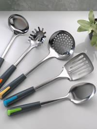 Kjøkkeredskaper i 5 deler -Alegria-