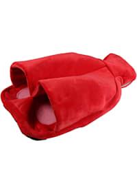 Bequem-Fußwärmflasche mit Wärmflasche