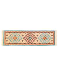 Handwebteppich Fidan
