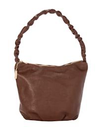 Handväska av prima skinn