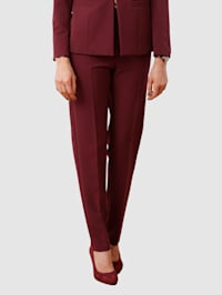 Bukse med elastisk linning