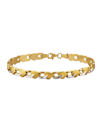 Armband in Gelbgold 375