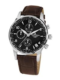 Herren- Uhr-Automatik-Chronograph Serie: London Automatic, Kollektion: Classic: 1- 1935A
