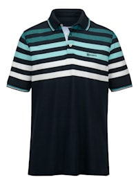 Poloshirt in luftiger Piqué-Qualität