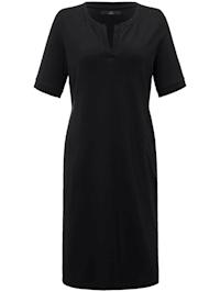 Jersey-Kleid mit 1/2 Ärmel