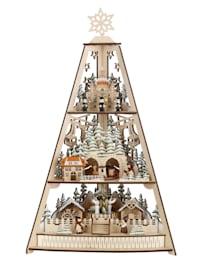 Vianočná pyramída