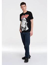 Printshirt R2-D2 mit coolem Frontmotiv